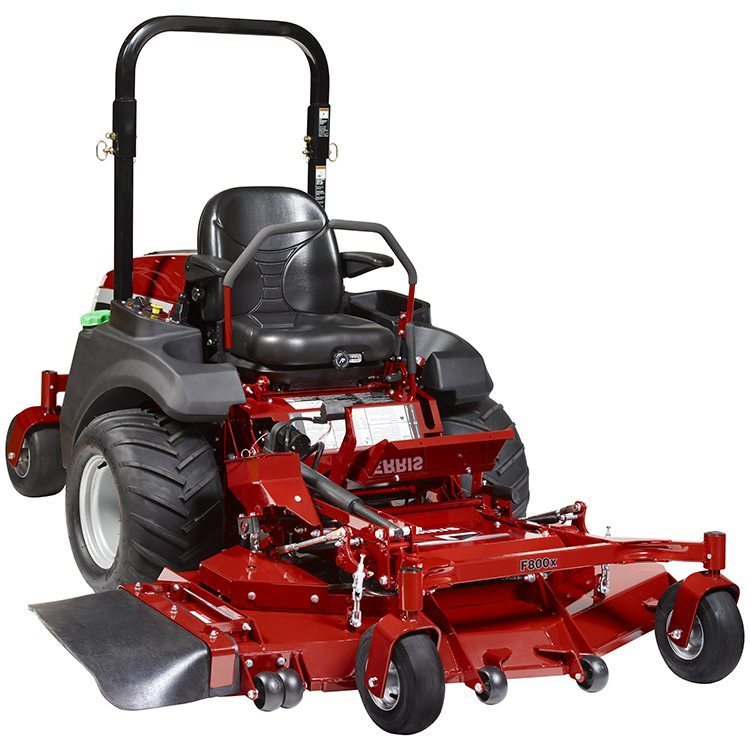 F800X Front Mount Mower Series - Louderback Implement